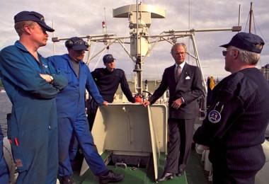 Långresa till Stockholm 2000