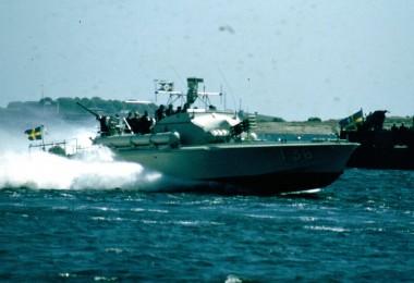 Dop HMS Visby 2000-06-08