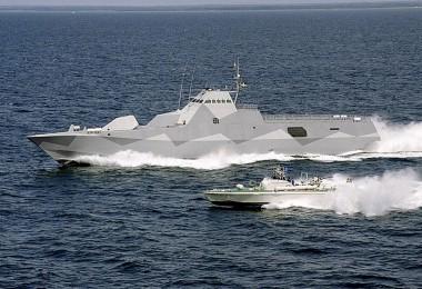 T38 och HMS Visby 2002