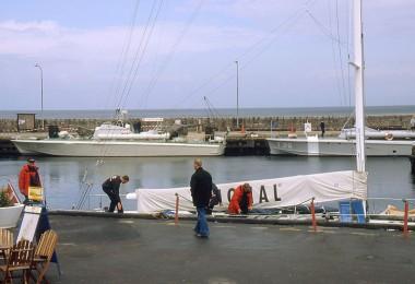 Långresan med T26 till Bornholm 2002