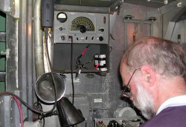 Restaurering av radiohytt 2007