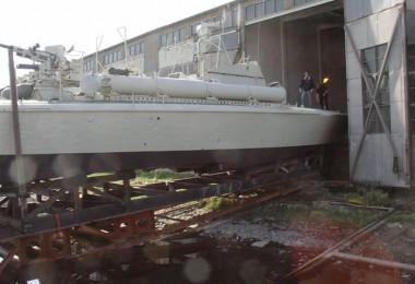 Sjösättning 2008