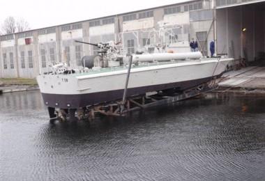 Sjösättning 2010