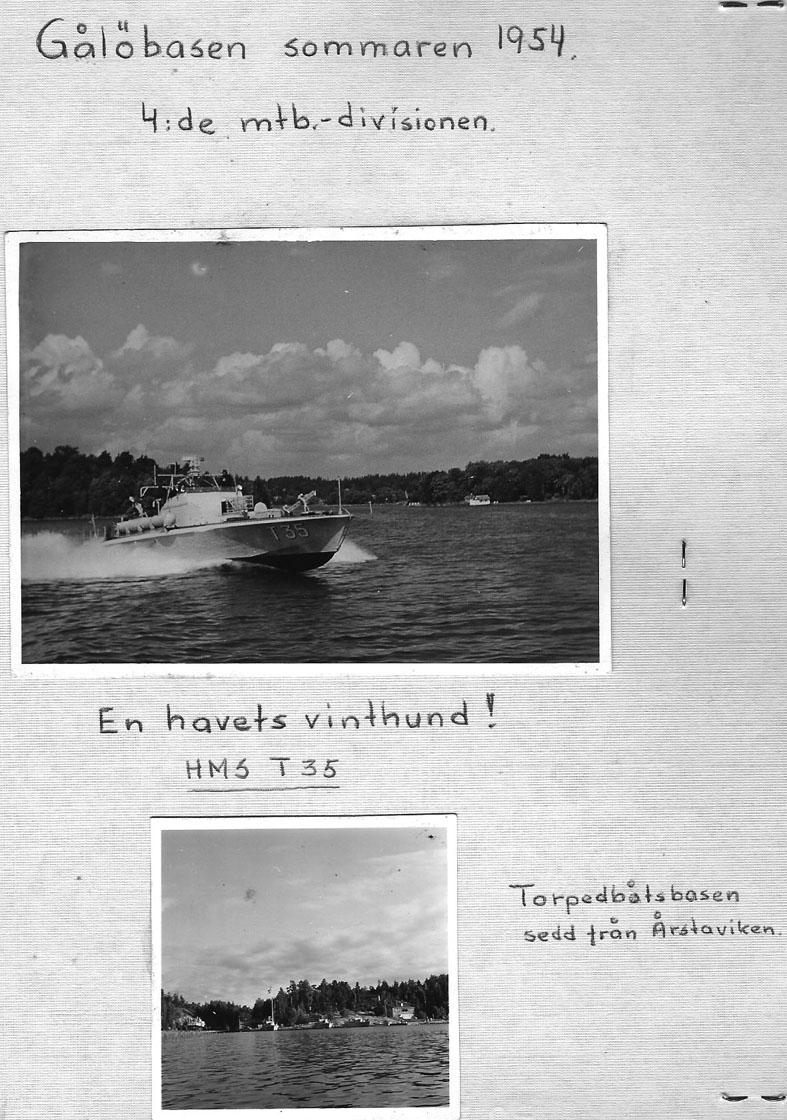 Gålöbasen 1954a
