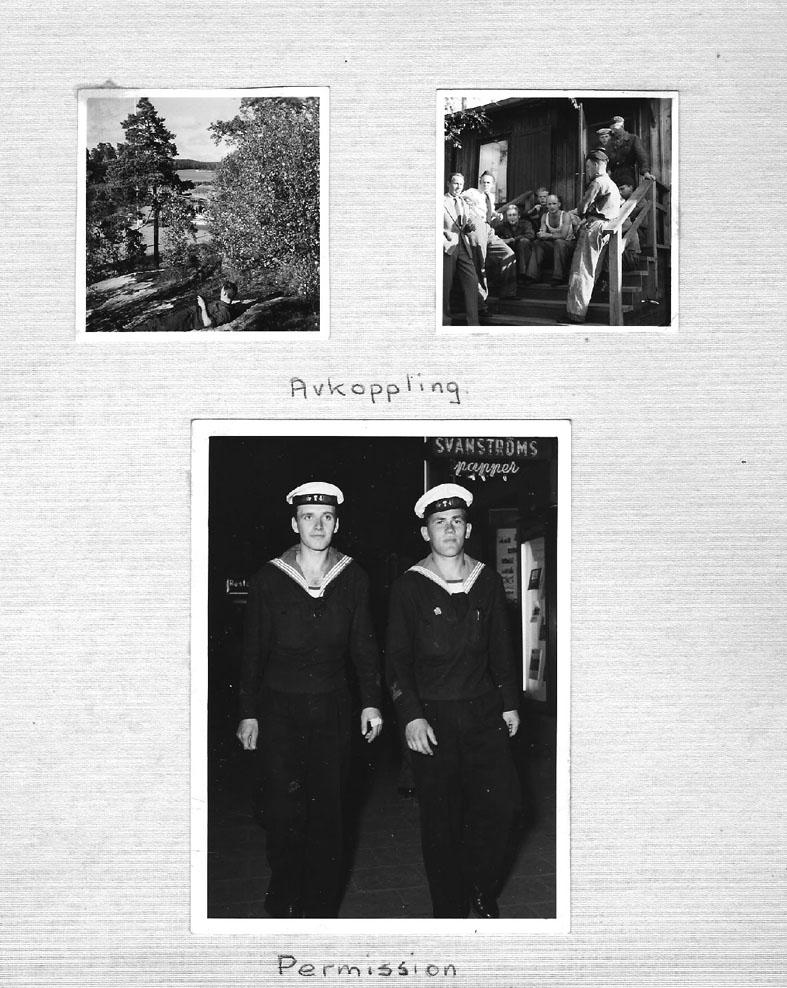 Gålöbasen 1954h