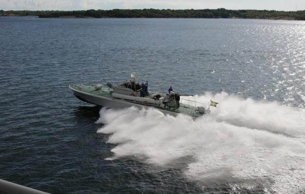 Möte med HMS Carlskrona