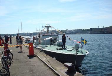 Besök i Karlshamn