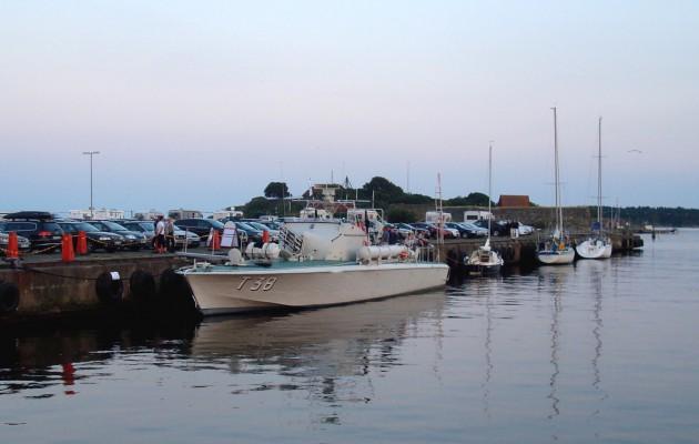 Besök i Karlshamn 18-19 juli