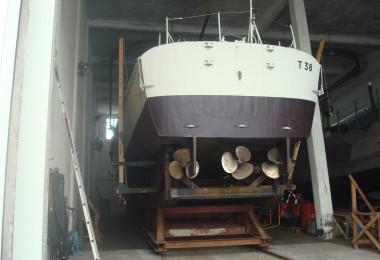 Sjösättning 2015