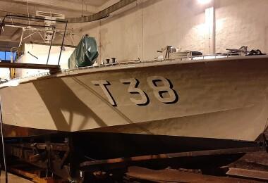 T38 i vinteride